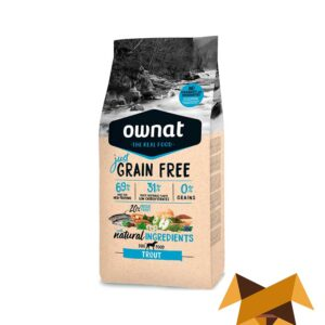 ownat just grain free trucha