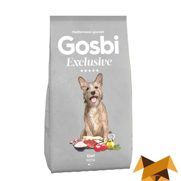 gosbi exclusive diet mini