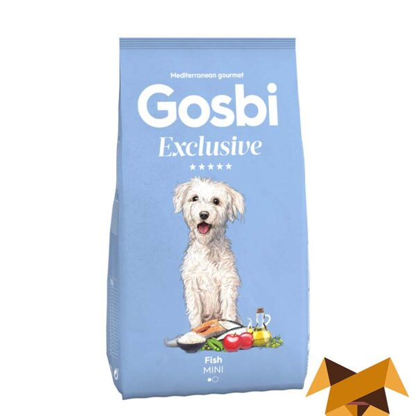 gosbi exclusive fish mini