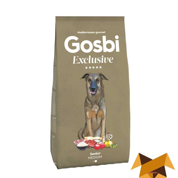gosbi exclusive senior medium