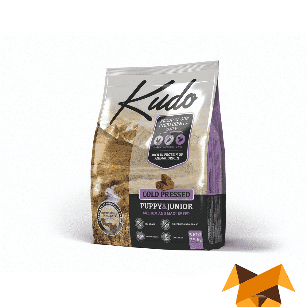 Kudo Grain free junior