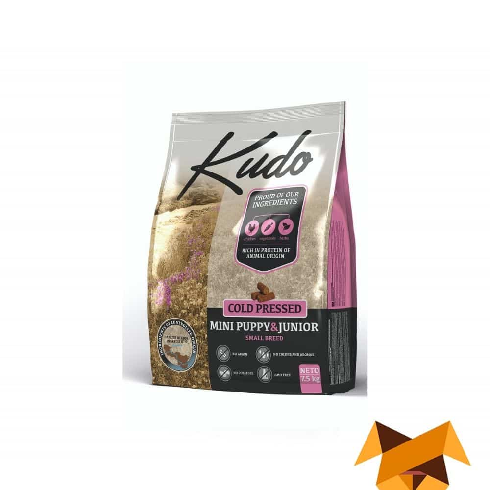 kudo grain free puppy mini