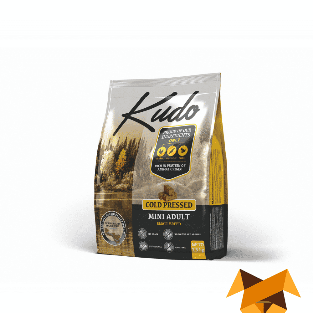 Kudo Grain free adulto mini